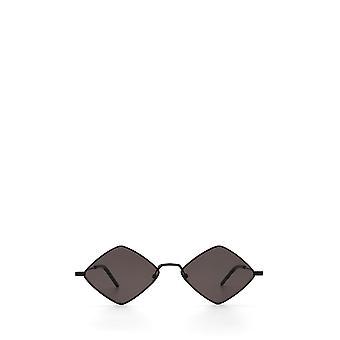 Saint Laurent SL 302 musta unisex aurinkolasit