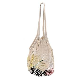 Mesh Shopping Bag Reusable String Fruit Storage / Shopping Handbag