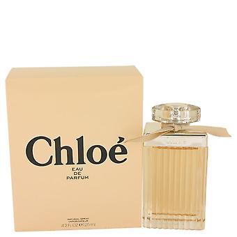 Chloe (nuevo) Eau De Parfum Spray por Chloe 4.2 oz Eau De Parfum Spray