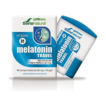 Melatonin Travel 90 tablets