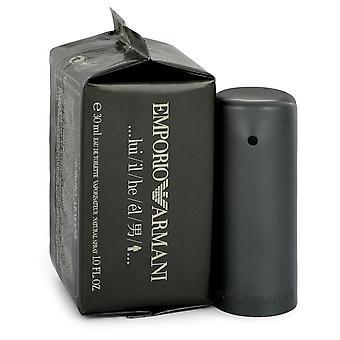 EMPORIO ARMANI by Giorgio Armani EDT Spray 30ml