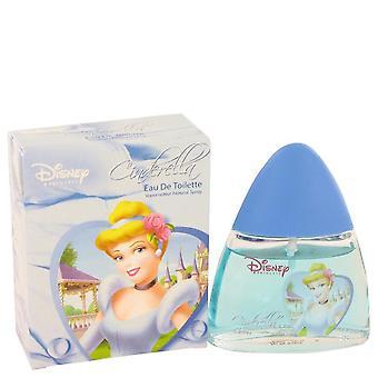 Cinderella Eau De Toilette Spray By Disney 1.7 oz Eau De Toilette Spray