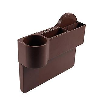 Auto-Sitz-Lücke Veranstalter drahtlose Handy-Ladeaufbewahrungsbox
