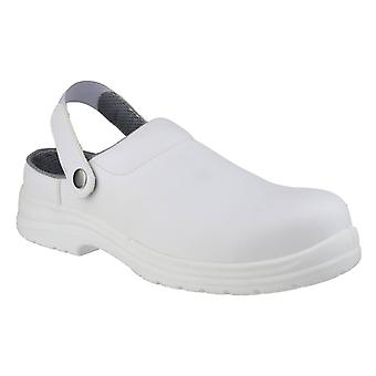 Amblers fs512 antistatic safety clogs womens