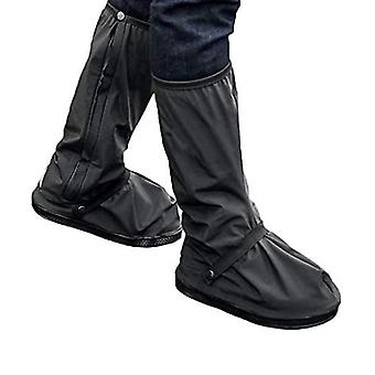 Waterproof Rain Boot Shoe Cover With Reflector