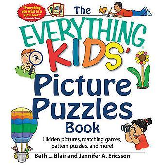 すべての子供とアポス;絵のパズルブック - 隠された写真 - マッチング