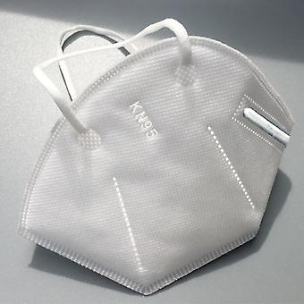Reusable Protective 5 Layers Mascarilla Kn95 Filter Mask 100pcs Masks