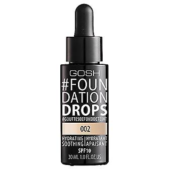 Gosh Makeup Base in Drops Spf 10 of 30 ml