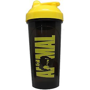 Universal Nutrition Animal Yellow Pak Iconic Shaker Zwart 700 ml (Sport , Accessoires)