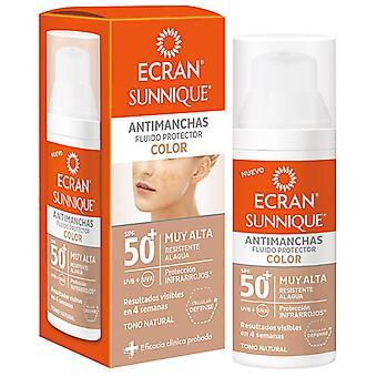 Ecran Sunnique Anti-Stain Fluid Spf50+ 50 ml