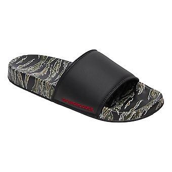 DC SE Slides - Green / Black