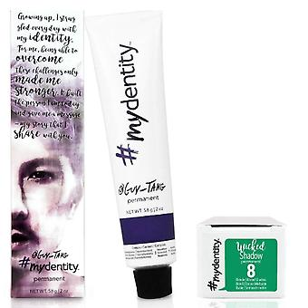 #mydentity Permanent Hair Colour Wicked Shadow - 8