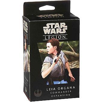 Star Wars: Legion - Leia Organa Commander Expansion Board Game