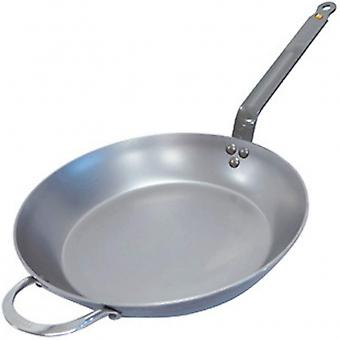 frying pan Mineral B Element 36 cm steel silver