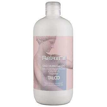 Relax / Massage - olja - Talco - 500 ml