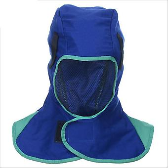 Breathable Welding Hat Headgear Washable Protection Hood Helmet