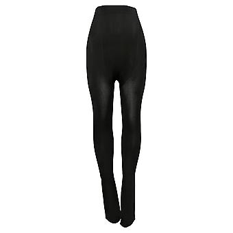 Legacy Footed Tights Fleece Lined Black A389607
