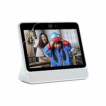 Celicious Vivid Invisible Glossy HD Screen Protector Film kompatibel mit Facebook Portal (2018) [Pack von 2]