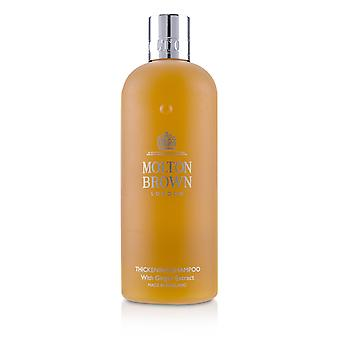 Thickening shampoo with ginger extract (fine hair) 144844 300ml/10oz