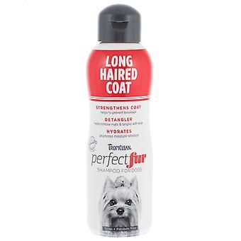 Tropiclean Perfect Fur Long Haired Coat Shampoo per cani 473ml