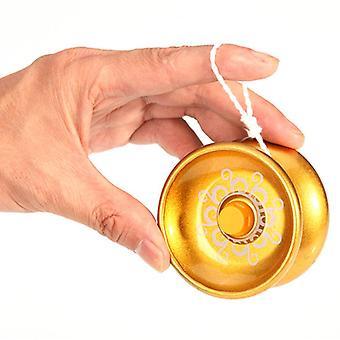 Legering aluminium ontwerp Yoyo, bal string truc, yo-yo kinderen magische jongleren speelgoed