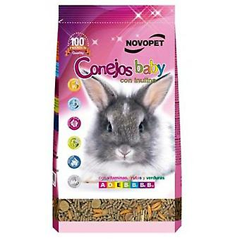Novopet Food for Rabbit Mix (Small pets , Dry Food and Mixtures)