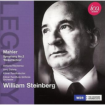 G. Mahler - Mahler: Symphony No. 2 Resurrection [CD] USA import