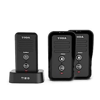 System domofonowy Audio Door Bell / Bezprzewodowy telefon audio