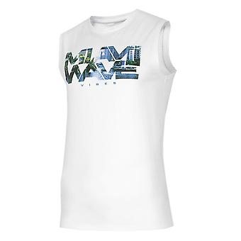 4F TSM029 H4L21TSM029BIAY   men t-shirt