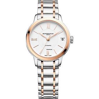 Baume&mercier watch classima m0a10269