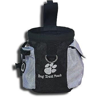 Puppy dog treat pouch for training reward snack bag bait carrier dt5757