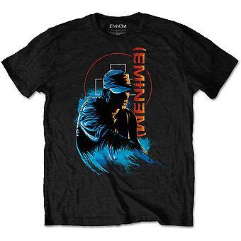 Eminem - Inom parentes Herr stor T-Shirt - Svart
