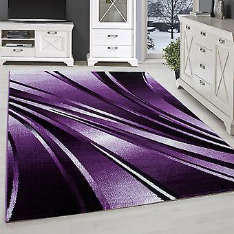 Stue Tæppe ARMA Kort bunke Moderne Designer Abstrakte Bølger Mønster