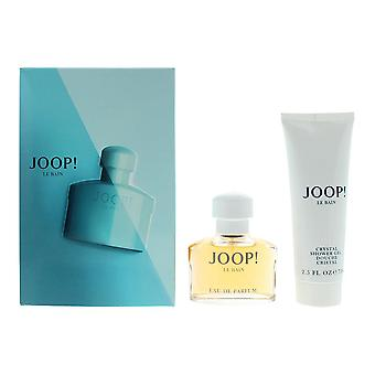 JOOP! Le Bain Eau de Parfum 40ml & Shower Gel 75ml Gift Set