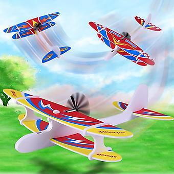 Avion mână aruncarea condensator planor, aeronave electrice, spuma avion inerțial