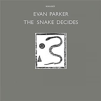 Evan Parker - The Snake Decides Vinyl