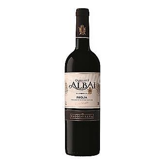 Vin rouge Castillo Albai (75 cl)