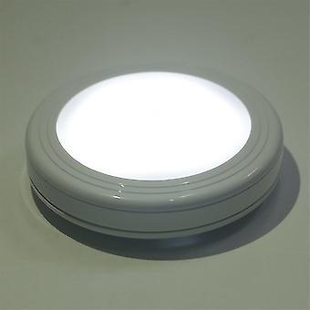 Battery Magnetic Led Night Light Infrared Ir Motion Sensor Wireless Wall Lamp