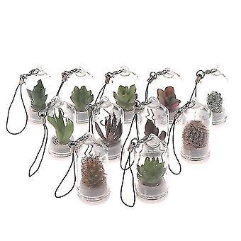 Cactus Miniature Wearable Diy Charm