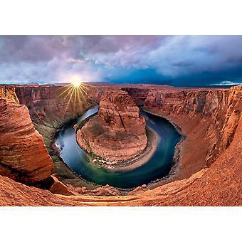 Schmidt Glen Canyon pussel (1000 stycken)
