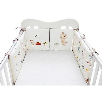 Babybett Zaun Kissen (Bär)