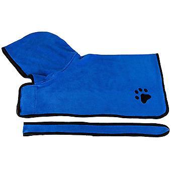 Pet Dog Cat Szlafrok Miękki Szybko wchłaniający włókno wodne Ręcznik suszący