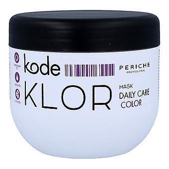 Hiusnaamio Kode Klor Color Daily Care Periche (500 ml)