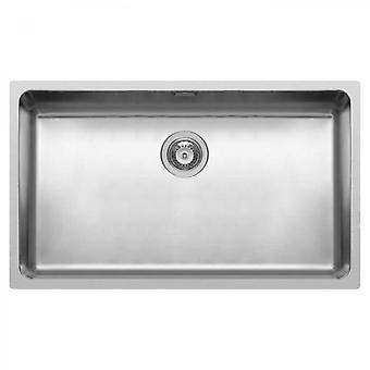 Nord Inox Kitchen Sink 1 Bowl Stainless Steel