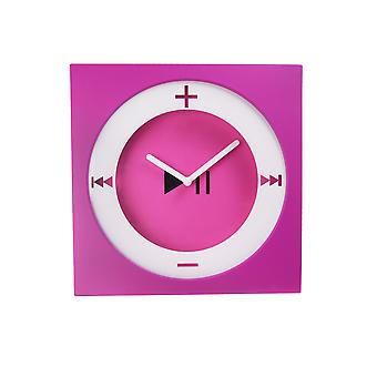 Xoom Eg6923Zy23BL Wall Clock, Decorative Wall Clock, Plastic, Home Decor, Wall Accessories