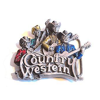 Boucle de ceinture - Country Western