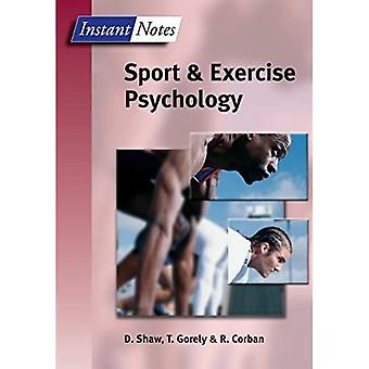 Instant Notes Sport and Exercise Psychology