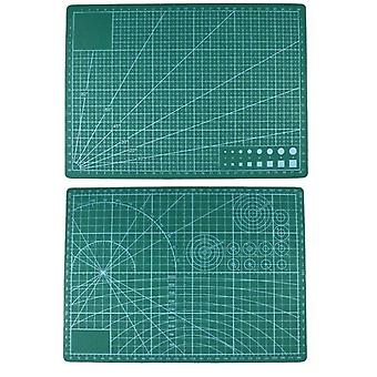 Yh70013/14 A3 A4 Double-sided Scale Cutting Pad Gundam Model Building Tools