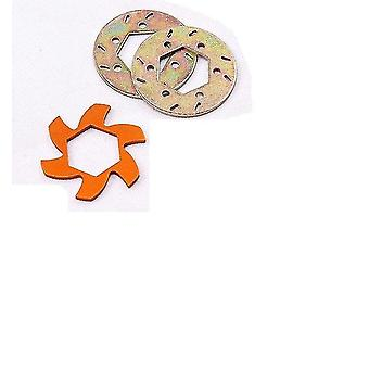 1/5 Brake Disc Fin Plate And Disc-pad Set  1/5 Scale Baja 5b Parts