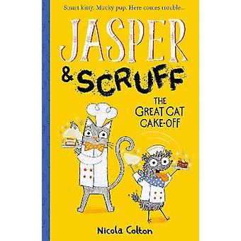 Jasper and Scruff: The Great Cat Cake-off